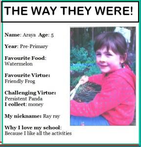 Araya young