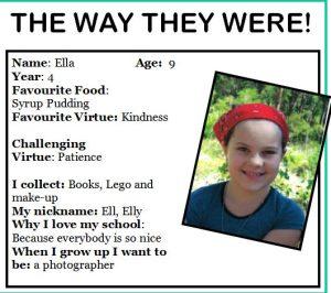 Ella - way they were
