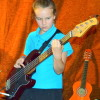 Its all about the Bass! Year 6 student, Sally Howden-Woodland showed her skills on the bass guitar.  Sally is a member of Loudmouth and the MRIS Ensemble. She has been a keen musician since she joined MRIS in kindergarten.