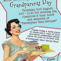 GRANDPARENTS INVITE