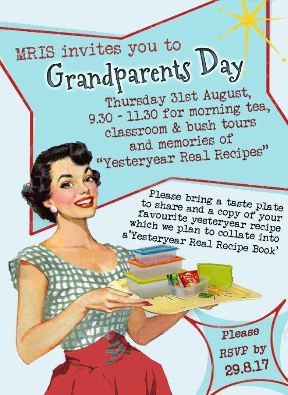 GRANDPARENTS INVITE
