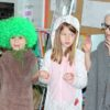 Yr 1 students perform Little Red Riding Hood