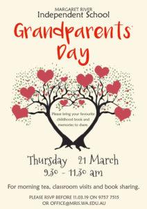 MRIS Grandparents' Day